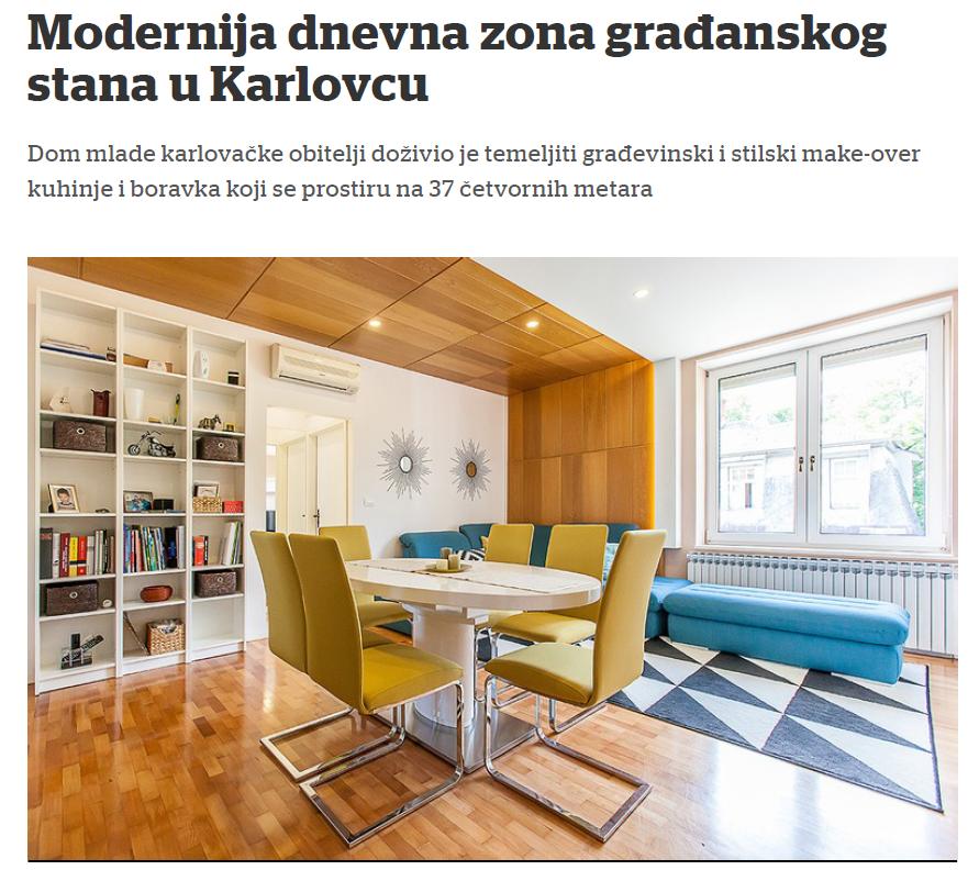 Modernija dnevna zona
